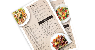 Menus & Price Lists